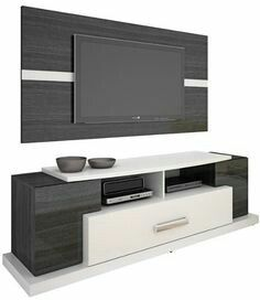 tv units tv wall unit modern design x 8 3d model by. Black Bedroom Furniture Sets. Home Design Ideas