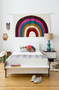 Oeuf River Twin Bed - birch at Black Wagon