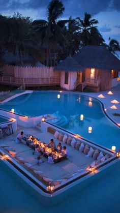 Vacation Places, Dream Vacations, Dream Vacation Spots, Honeymoon Places, Honeymoon Destinations, Holiday Destinations, Beautiful Places To Travel, Cool Places To Visit, Luxury Pools
