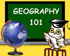 Geography 101  PINTEREST BOARD  This board is dedicated to teaching materials about all aspects of geography.  It includes skills in cartography, topography, climate, habitat, and geography.  The goal is for our students to be literate in all aspects of geography.