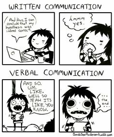 There is so much going on in every woman's life. There are sad, funny, and sometimes absurd things. Sarah Andersen was able to show a woman's life in her comic series. Funny Quotes, Funny Memes, Hilarious, Memes Humor, Girl Quotes, Awkward Funny, Jokes, Beste Comics, Sarah's Scribbles