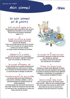 Le sommeil French Expressions, Brain Gym, Adolescents, Seo Tips, French Language, Adhd, Kids And Parenting, Counseling, Positivity