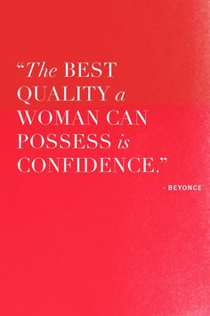 Beyonce knows everything. Period.