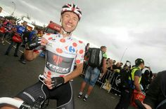 Jens Voigt after stage 2