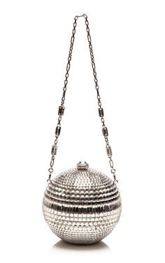 Judith Leiber Disco Ball Evening Bag by Judith Leiber for Preorder on Moda Operandi