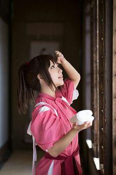 #dailycosplay Character: Chihiro: Spirited Away