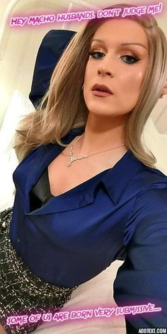 Spotlighting trans women and fashion in today's world. Born and raised in Toronto. Female Led Marriage, Tgirls, Crossdressers, Wig Hairstyles, Pretty Outfits, Feminism, Lady, Beauty, Feminized Husband