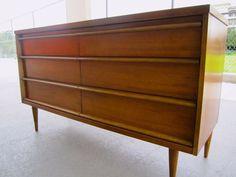 Houston: 60's dresser by Bassett - http://furnishlyst.com/listings/848683