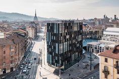 Torino: Megnyílt a Lavazza új központja