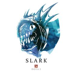 Slark by lightassasin521