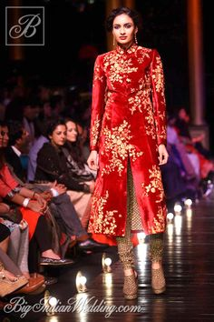 Sabyasachi Lakme Fashion Week Sabyasachi Collection, Designs, Fashion Shows, Lehengas & Sarees, Pictures and Photos on Bigindianwedding Indian Party Wear, Indian Wedding Outfits, Indian Outfits, Dress Indian Style, Indian Dresses, Sherwani, Suits For Women, Jackets For Women, Clothes For Women