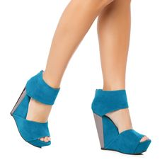 Emy Wedges $39.95 from shoedazzle