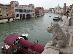 Photo from a window of Venice's Casinò
