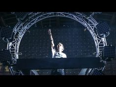 Armin Van Buuren Reinvents Live Music With Muscle-Controlled Technology   Your EDM