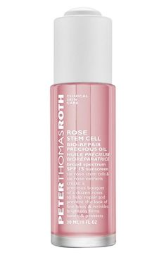 Peter Thomas Roth 'Rose Stem Cell' Bio-Repair Precious Oil available at #Nordstrom