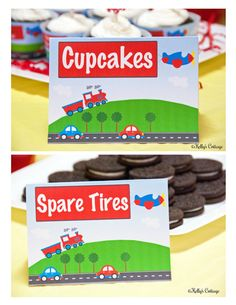 Planes Trains & Automobiles Birthday Party by KellysCottageShoppe, $3.50