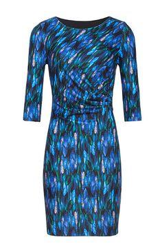 Pouzdrové šaty s pírky Smashed Lemon Satu Winter Outfits, Dresses With Sleeves, Long Sleeve, Party, Fashion, Moda, Sleeve Dresses, Long Dress Patterns, Fashion Styles