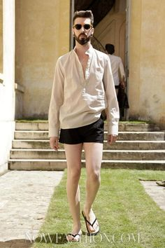 Les Garcons Menswear Spring Summer 2013 Paris
