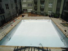 Allen Pool Company Pool Renovation Swimming Pool Renovation Pinterest Pool Companies And