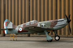 Dewoitine D520 French Fighter