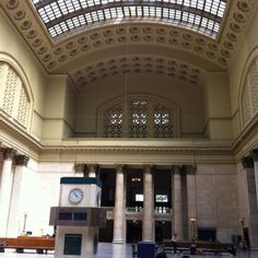 Union Station Great Hall (May 2012)