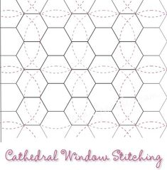 Texas Freckles: Hexagons Thoughts :: Week Four :: Quilting Hexagons