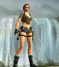 video game girl character - Google Search