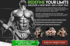 Increase your strength, burn more fat, get ripped muscles, and achieve faster muscle recovery. Free trial