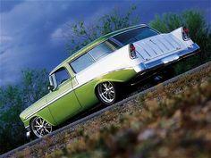 Super Chevy - '56 Nomad