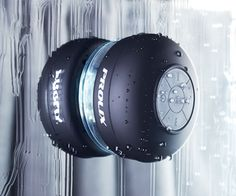 Prolix Waterproof Bluetooth Wireless Shower Speaker and-11 Main