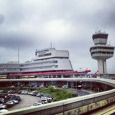 Berlin Tegel Airport (TXL) in Berlin