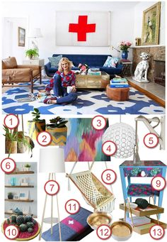Emily Henderson's Home · DIY The Room · Cut Out + Keep Craft Blog
