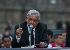 A Peña le ha faltado aplomo para gobernar: AMLO