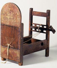 Tape Loom, John Drissell, 1795