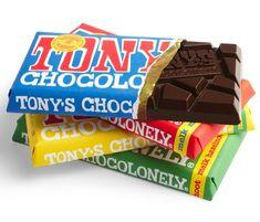 Lesidee: Eerlijke handel met Tony Chocolonely   Juf Linn
