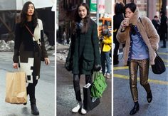 STREETSTYLE: NY FASHION WEEK | My Daily Style en stylelovely.com