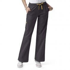 dbc7ddd9f70 WonderWink Scrubs by WonderWink Scrub Shop. WonderWink Four-Stretch Sporty  Cargo Pant