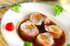 japanese cuisine recipes | ... Rolls Simmered in Coke | Japanese cuisine, Japanese food recipes