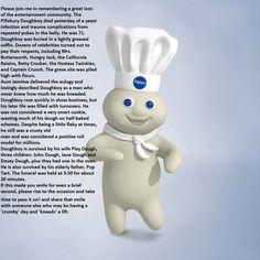 pillsbury dough boy dies...