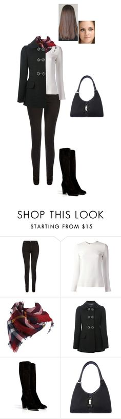 """""""Untitled #4582"""" by gracebeckett ❤ liked on Polyvore featuring dVb Victoria Beckham, STELLA McCARTNEY, Dolce&Gabbana, Sergio Rossi, Gucci, women's clothing, women, female, woman and misses"""
