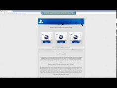 How to use PSN Code Generator to get free PSN codes - Updated (July 2013)
