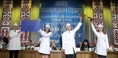 """The university was awarded with the Golden medals at International exhibitions of educational institutions, """"Modern education in Ukraine,"""" in different nominations for many years in a row."""