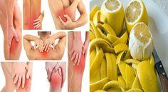 Cómo curar el dolor en las articulaciones con cáscara de limón. - TuSalud.Info