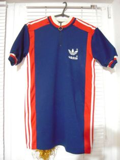 ADIDAS Vintage Cycling Jersey