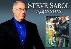NFL Films pioneer Steve Sabol received 35 Emmys for writing, cinematography, editing, directing and producing.