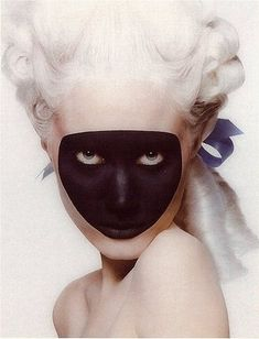 Make-up mask