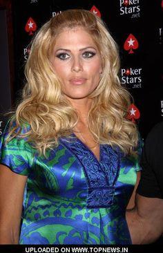 "Torrie Wilson at PokerStars.net Celebrates ""The World Series of Poker"" at RAIN Nightclub in Las Vegas on July 9, 2009"