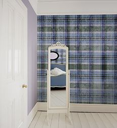 cute tartan wallpaper | available in more colours