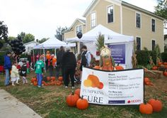 Pumpkins for a Cure Festival is a whole day of family fun, with proceeds benefiting diabetes research. ChicagoParent.com