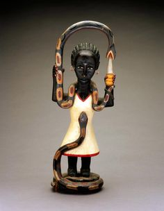 """Source: Drewal, Henry John. (2008) """"Mami Wata: Arts for Water Spirits in Africa and Its Diasporas"""", Los Angeles, UCLA Fowler Museum of Cultu..."""